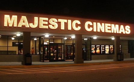 THEATRES: Majestic Theater Multi-Plex Matamoras in PA