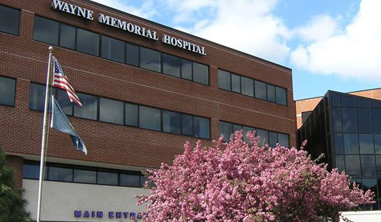 HEALTHCARE: Wayne Memorial Health System