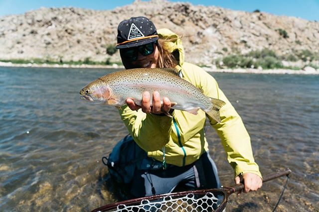 Sometimes I wear my hat backwards. #flyfishing #tieyourown #flytying #denverflyshop
