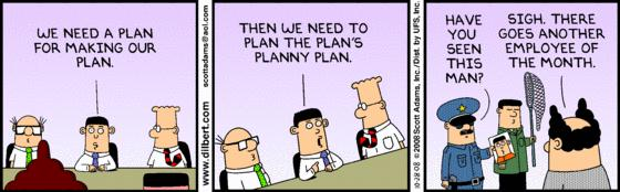 Small Business Planning: Surprise! Not always fun & games