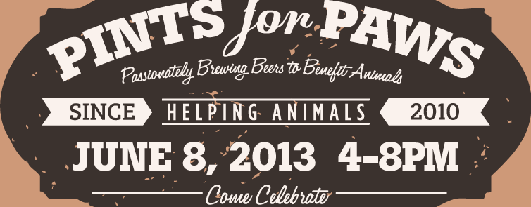 Pints for Freakin' Paws 2013!!!!
