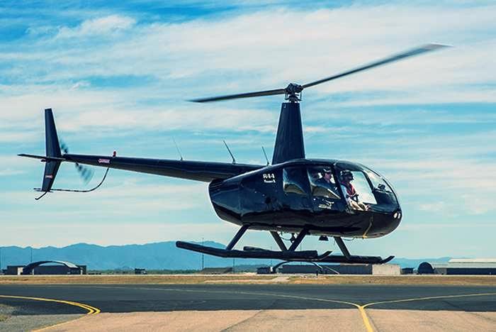 Robinson 44 | Аренда от $800/ч Пилот + 3 пассажира