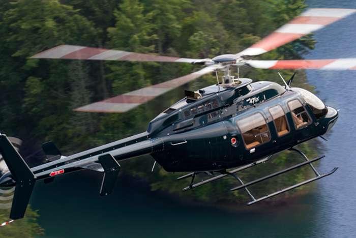 Bell 407 | Аренда от $1800/ч Пилот + 6 пассажиров