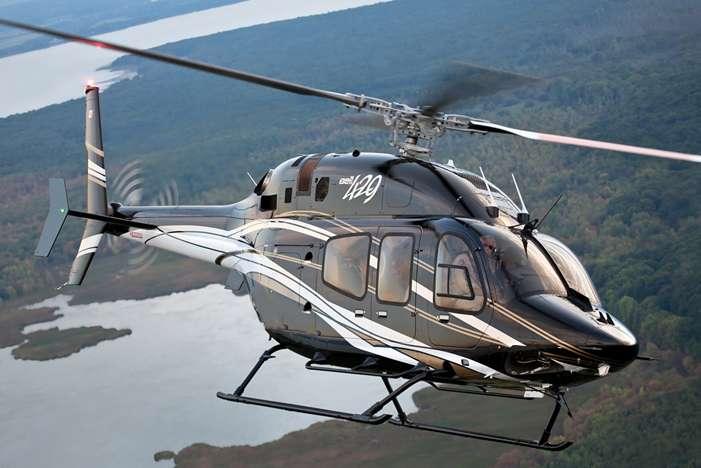 Bell 429  Пилот + 6 пассажиров