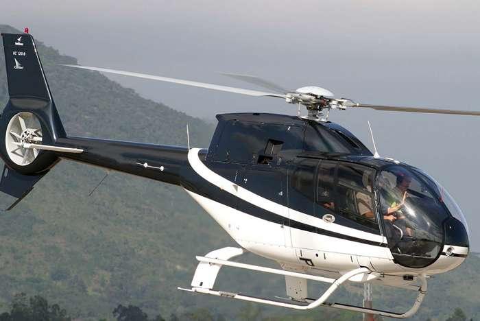 Airbus H120/EC120 | Аренда от $1200/ч Пилот +4 пассажира