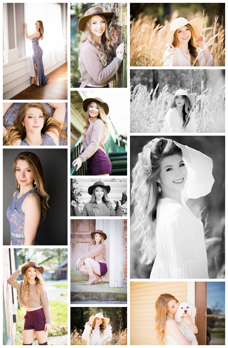 Senior Photography, Slidell LA
