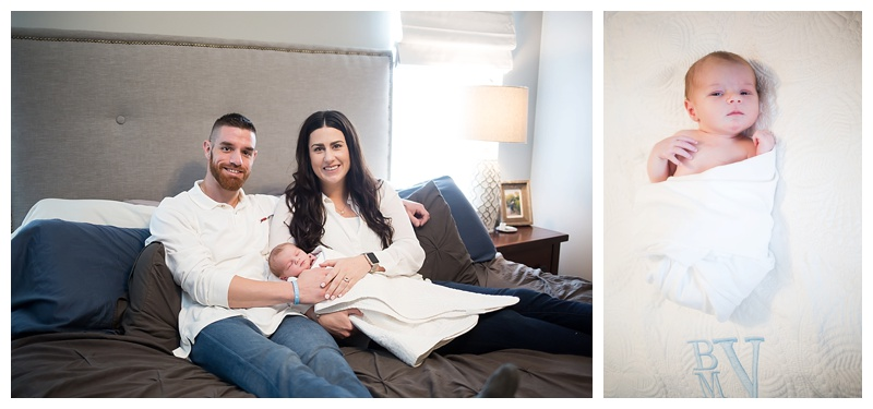 Baton Rouge Newborn Lifestyle Photographer