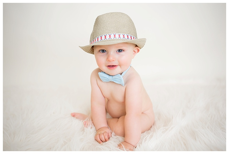 Six Month Baby Session