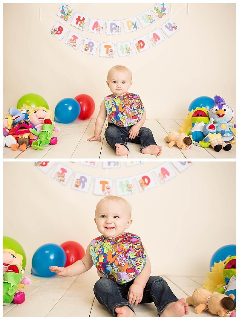 first birthday photographer slidell la