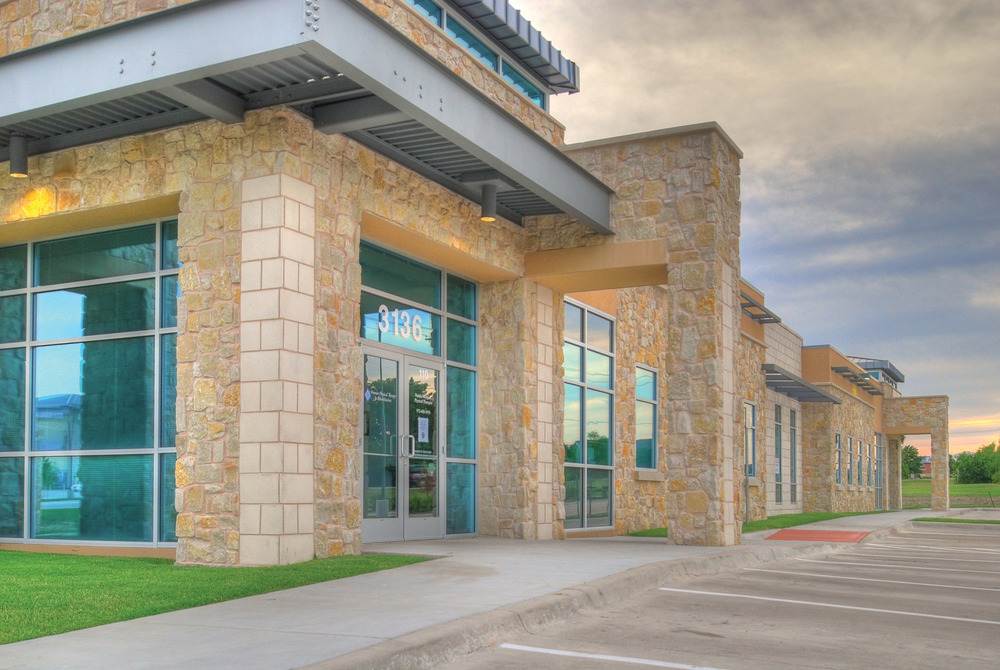 Rockmed Medical Office Building: 17,000 SF Medical Office Building in Rockwall, Texas