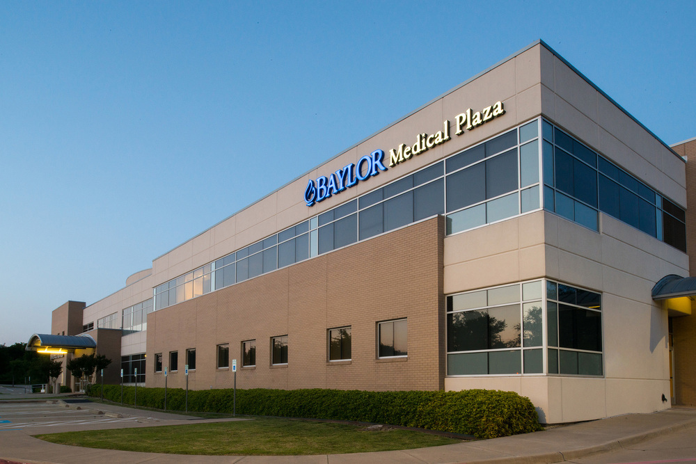 Baylor Medical Plaza at North Garland : 40,000 SF Medical Office Building in Garland, Texas