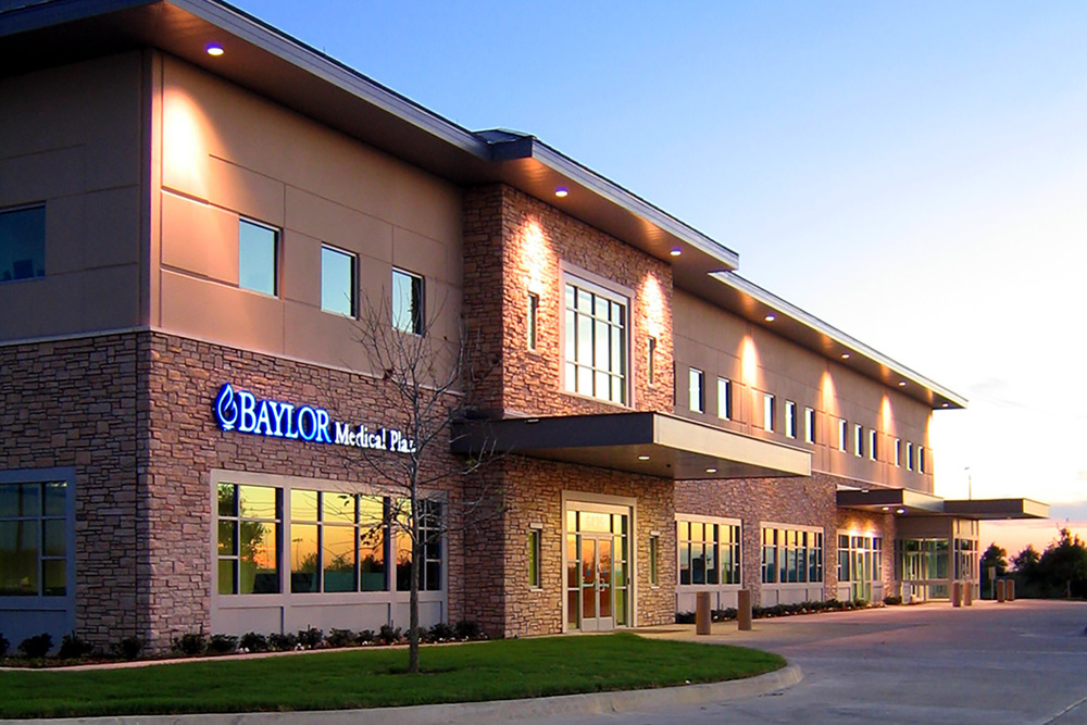 Baylor Medical Plaza at Heath: 30,000 SF Medical Office Building in Heath, Texas