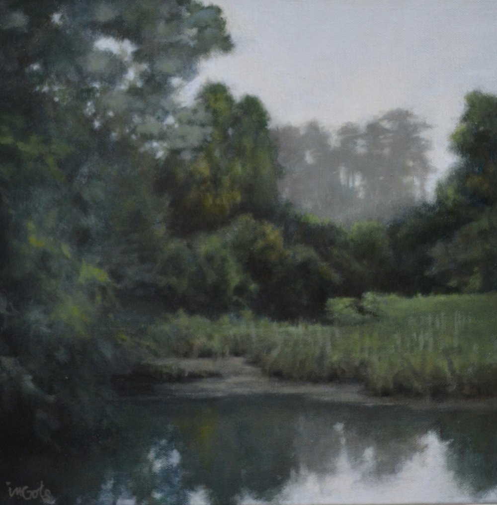 Jane Ingols Art, 12x12x2.25