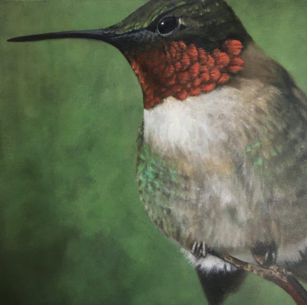 Jane Ingols Art, 24x24x2.25
