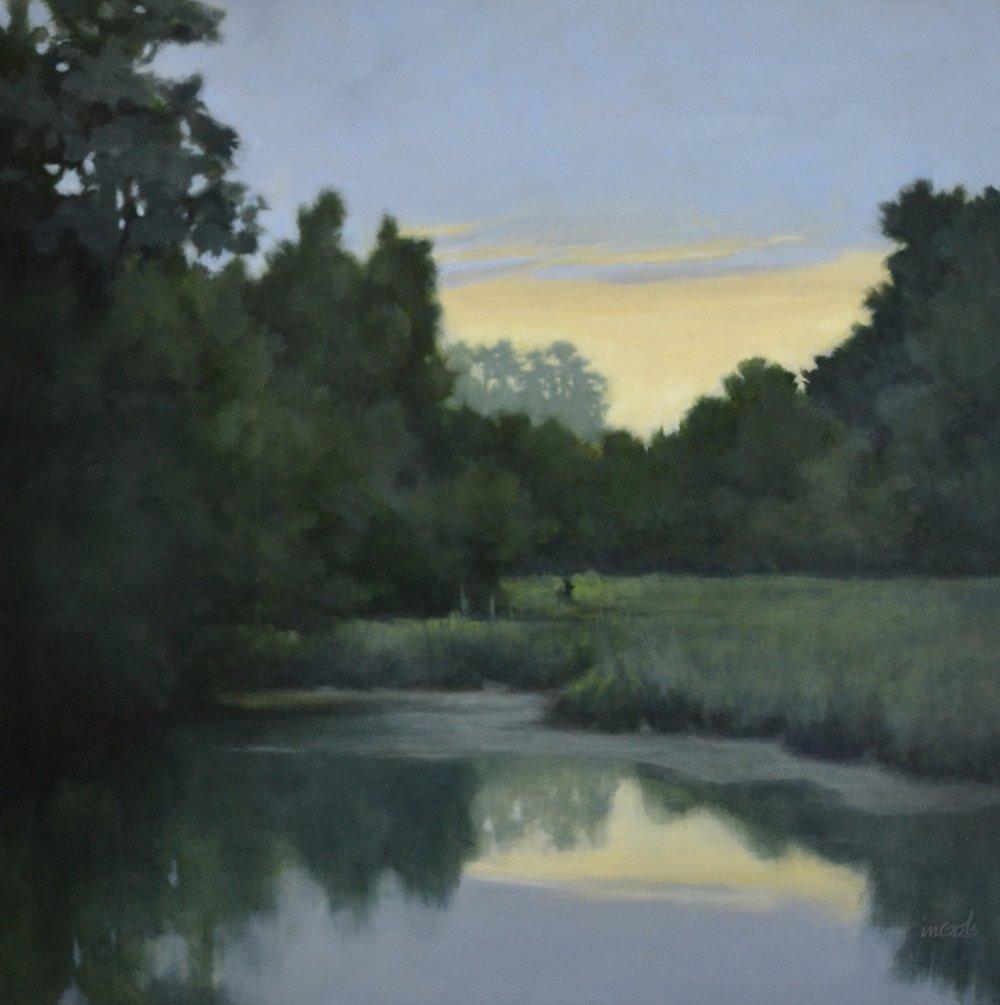 Jane Ingols Art, 30x30x2.25