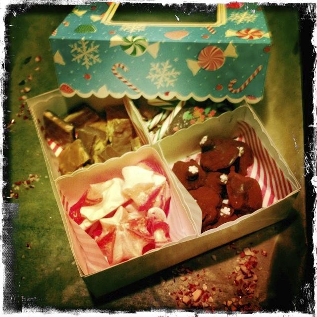 Dezember: Süße Geschenke
