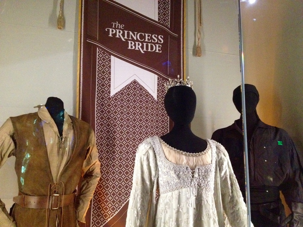 Costume of Princess Bride