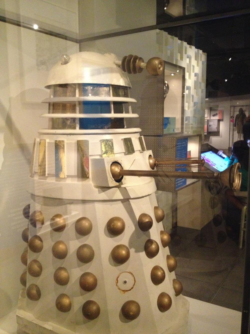 Dalek in EMP