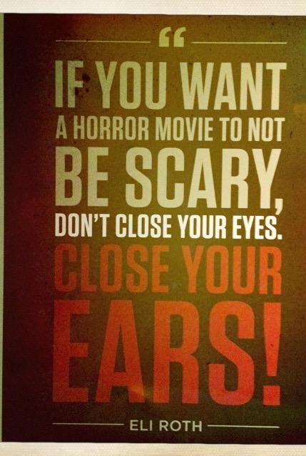 Eli Roth quote