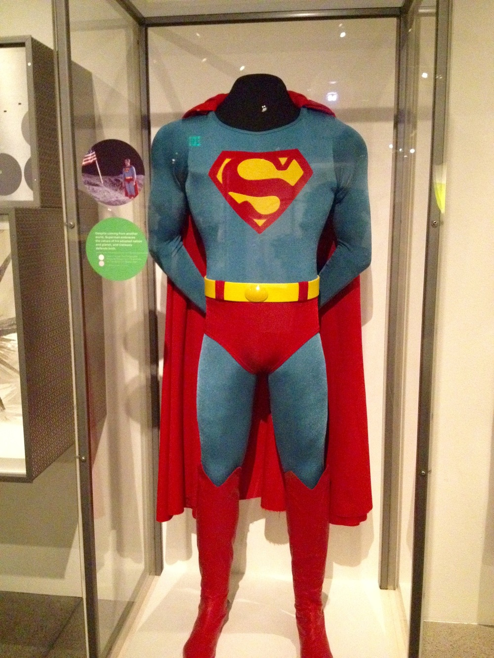 Superman Origianl costume