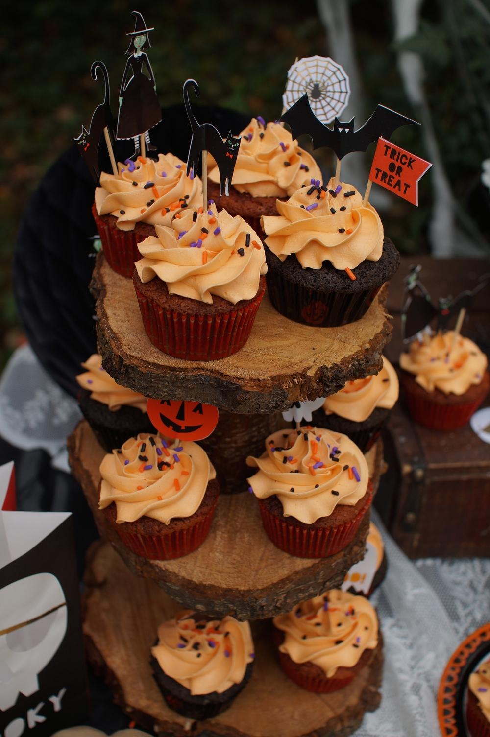 Halloween Cupcakes Picker