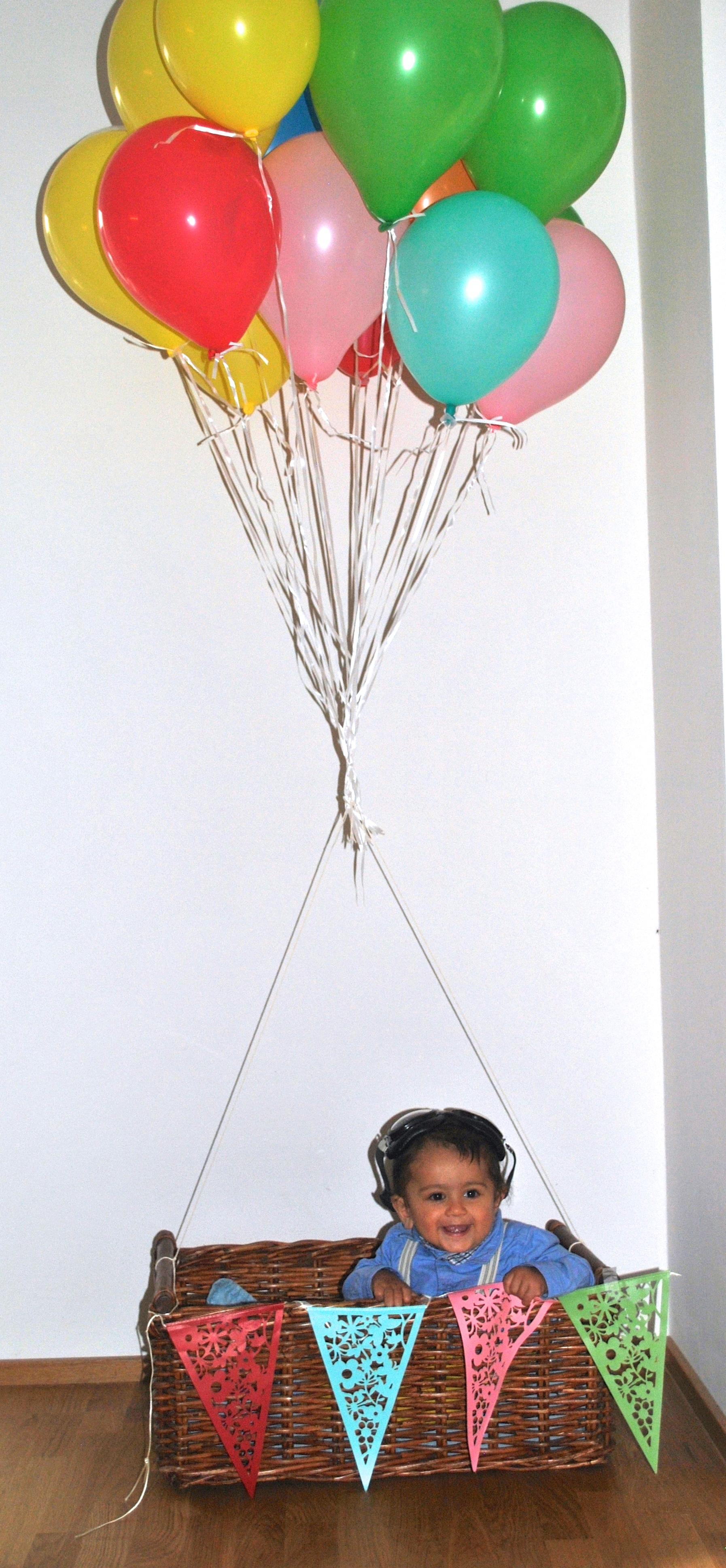Ballon Fotokabine