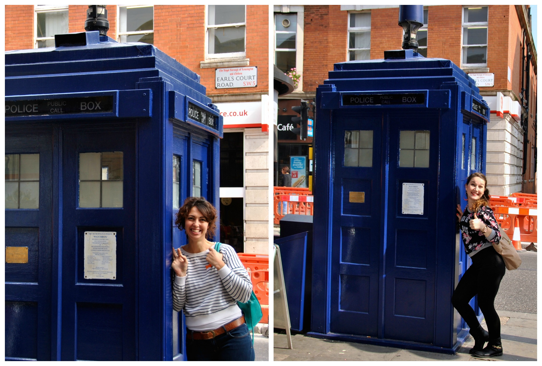 Tardis in London