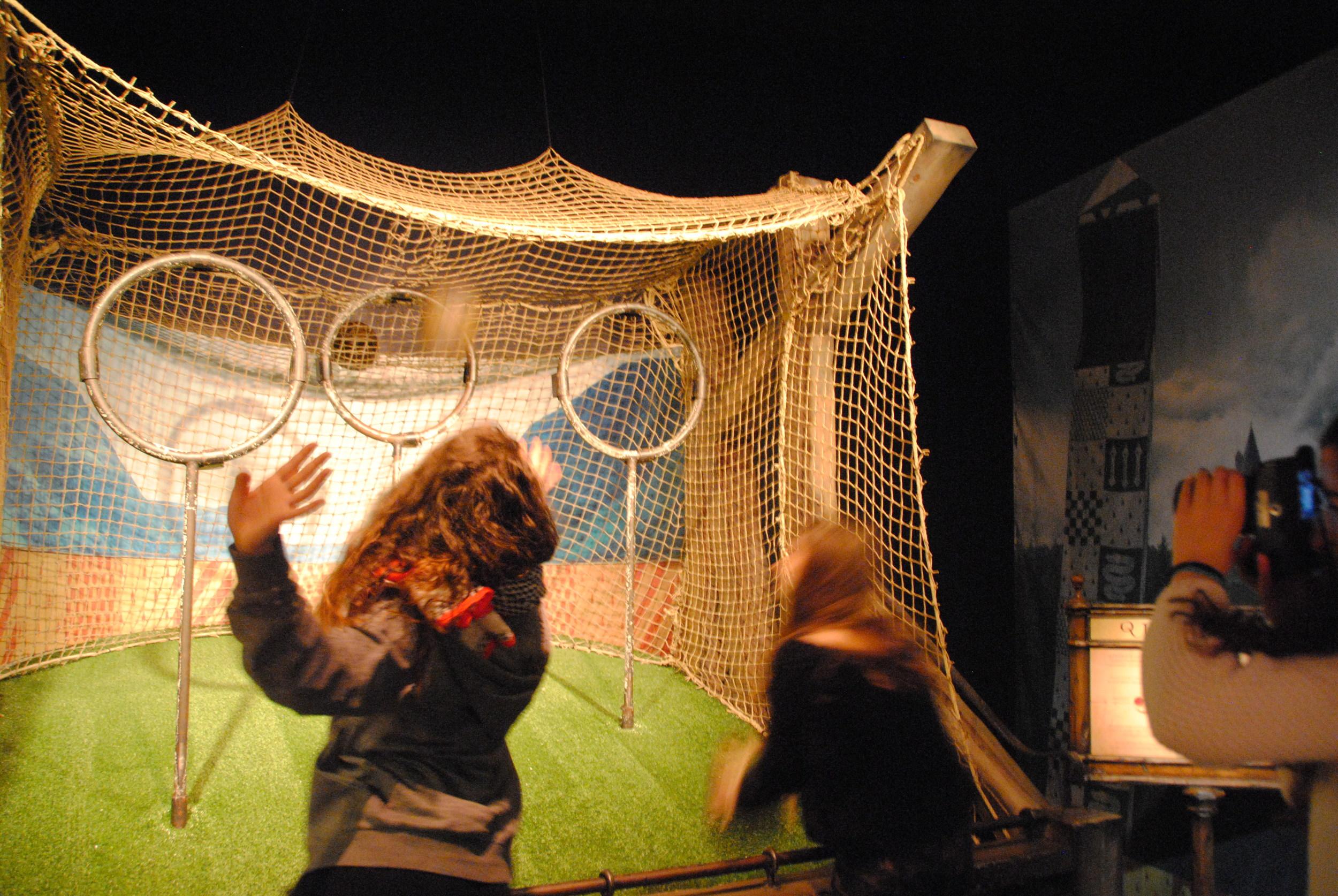 quidditch für anfänger