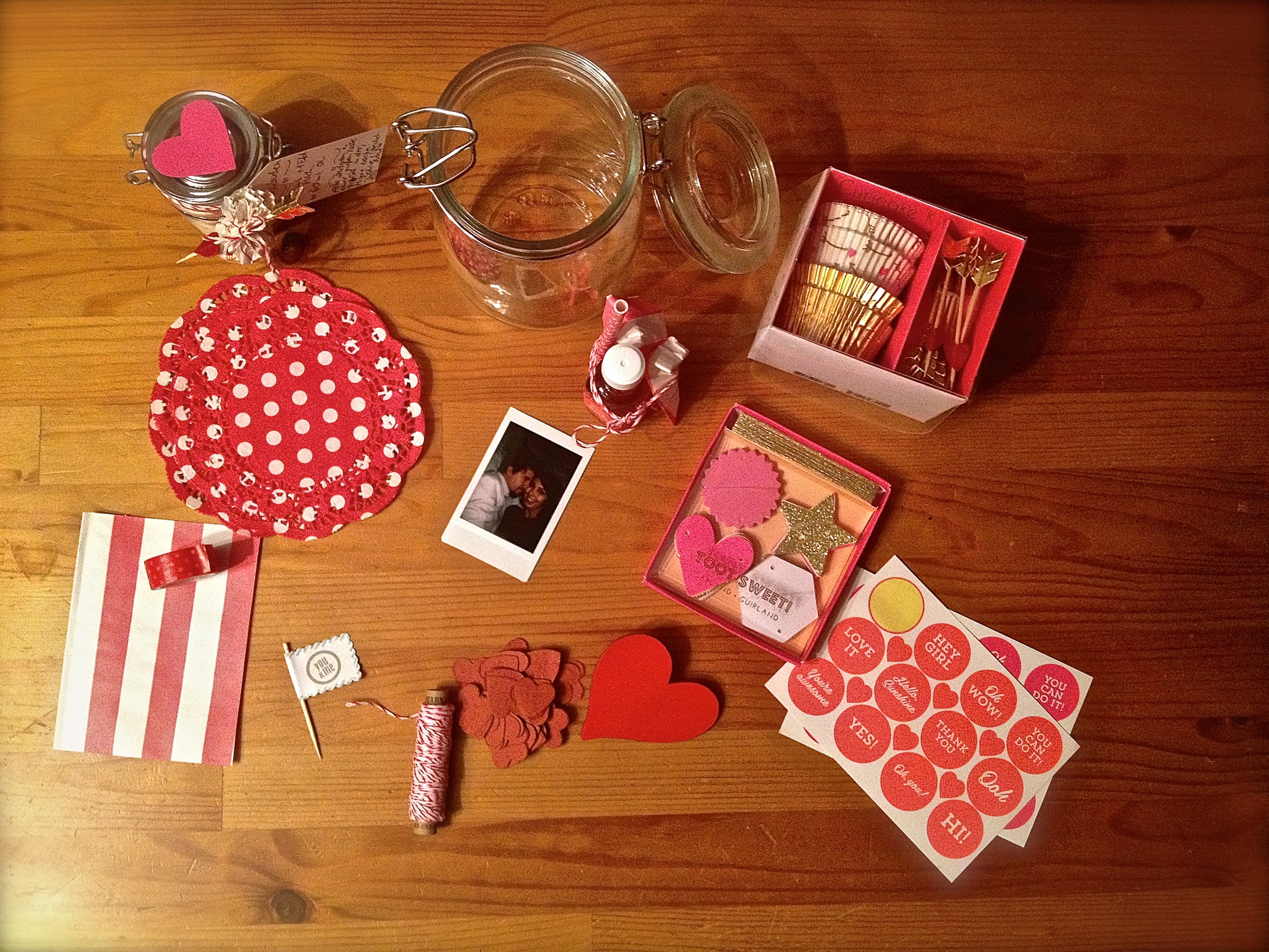 DIY Mini Valentine's Day Party Kit