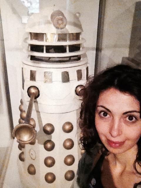 Scary original Dalek
