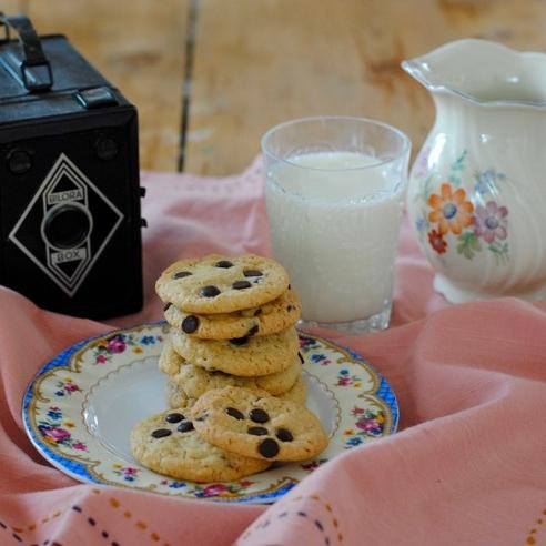 """Chocolate Chip Cookies aus dem Film """" Schräger als Fiktion"""""""
