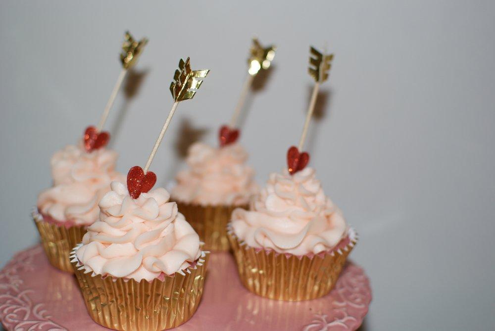 Pinke Limonade Cupcake Rezept Zum Valentinstag Das Susse Der