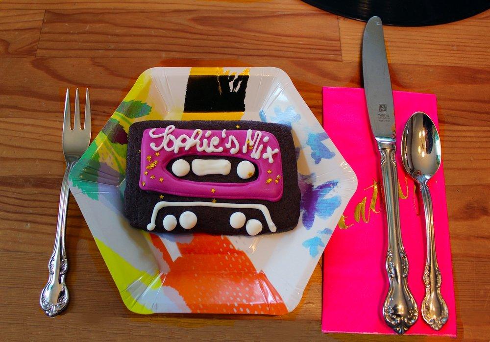 Mixtape Cookie Kassettenkeks Tischkarte Kassette.jpg