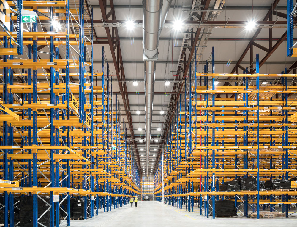 Castlebrowne - Warehouse Extension Racking System 01.jpg