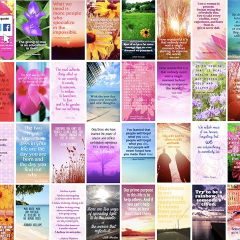 Pinterest imagery