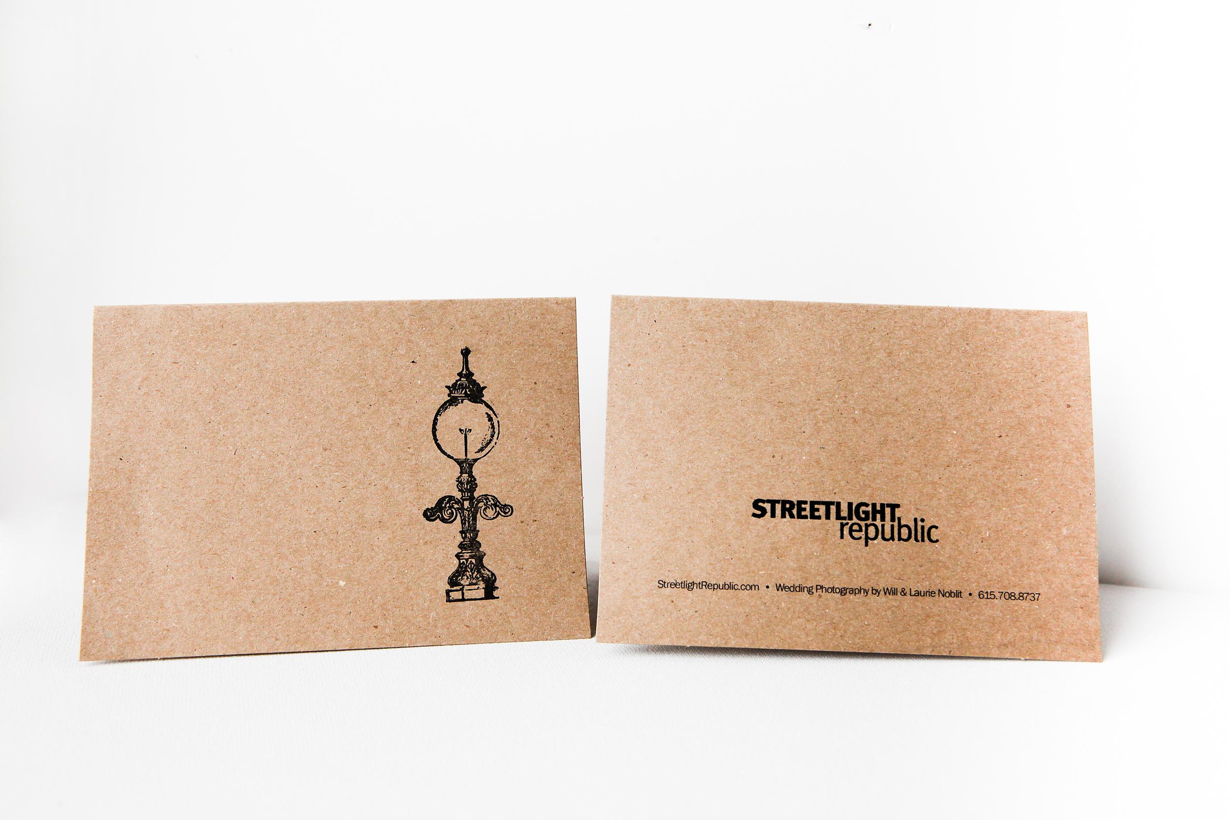 Streetlight Republic - Marketing Materials