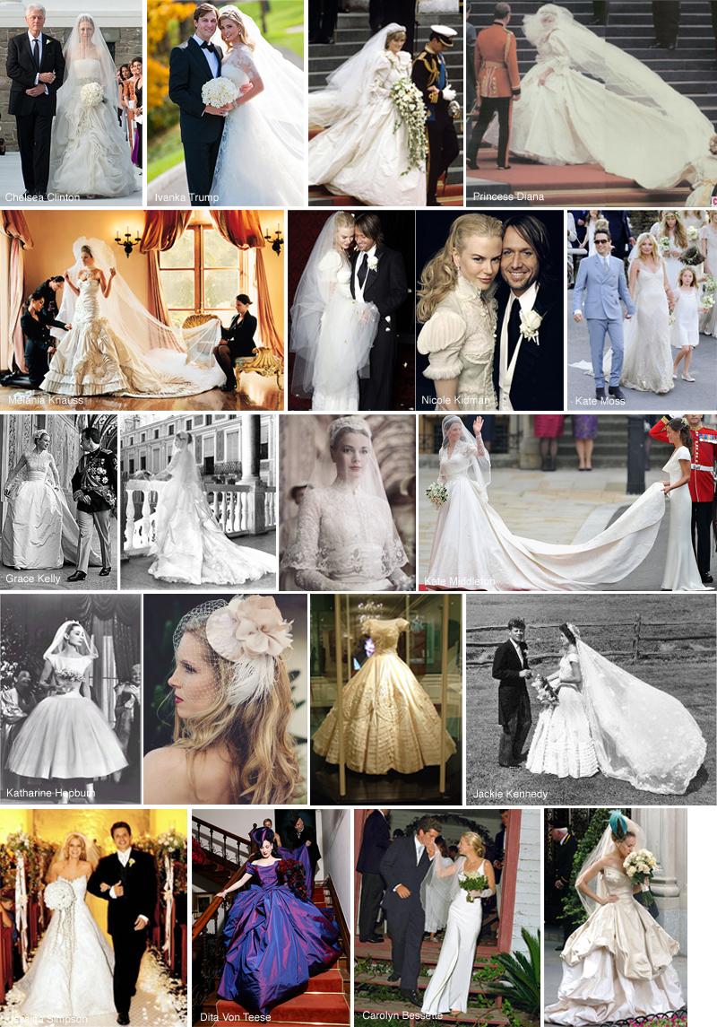 Elegant Wedding Dresses | 2012 wedding trends