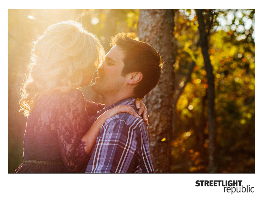 Nashville Wedding Photographer Streetlight Republic | Radnor Lake Engagement Photos