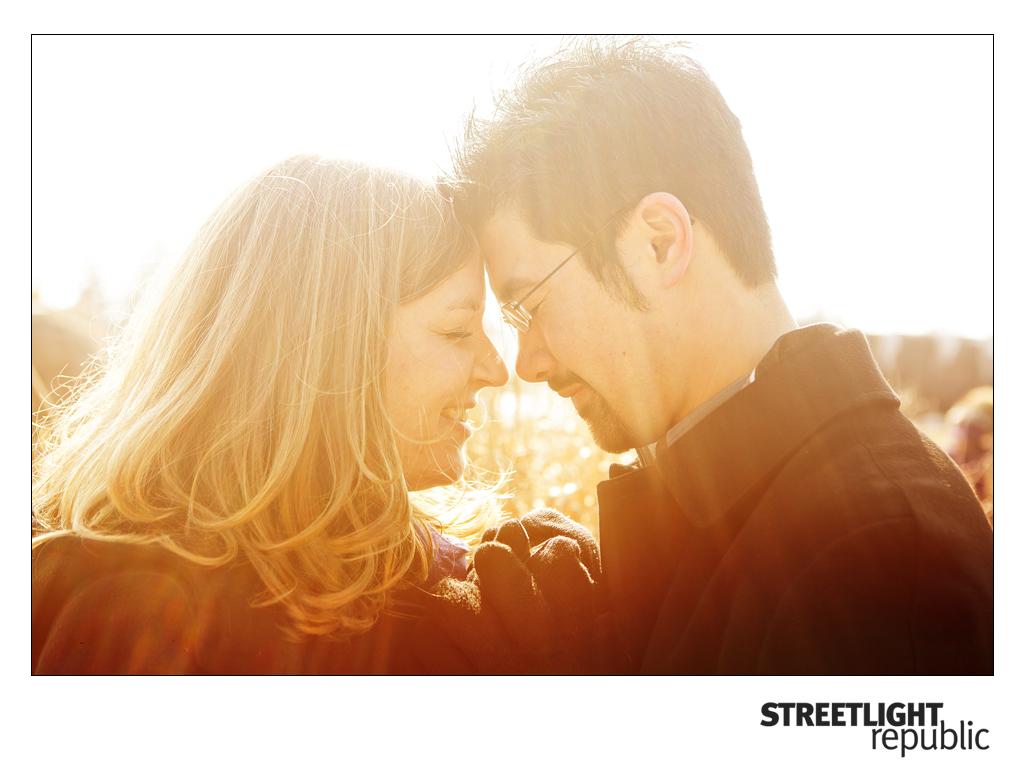 Nashville Wedding Photographer Streetlight Republic | Nashville Engagement Photos