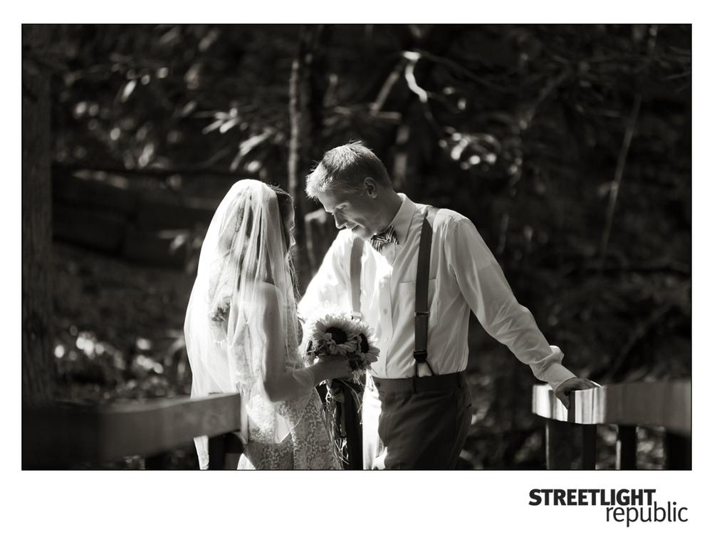 2013 wedding trend - campground wedding