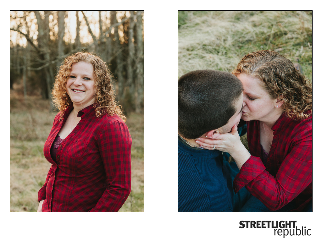 Franklin Wedding Photographer Streetlight Republic | Engagement Photos