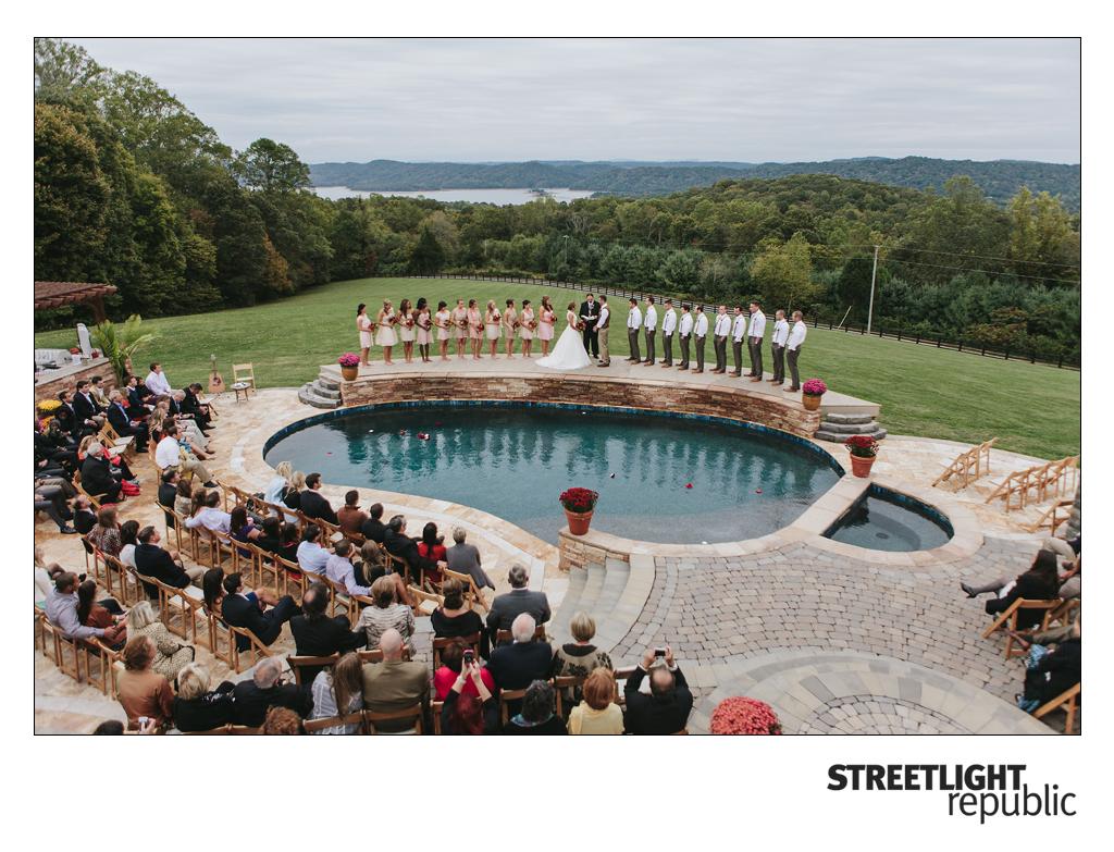2013 wedding trend - unique venue