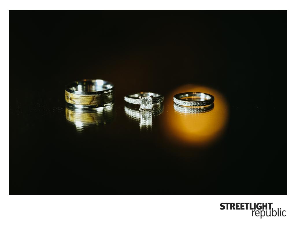 Nashville Wedding Photographers Streetlight Republic, Nashville Bridge Building, Skyline Wedding