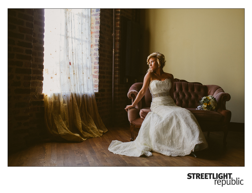 Nashville wedding photographers Streetlight Republic Houston Station Wedding