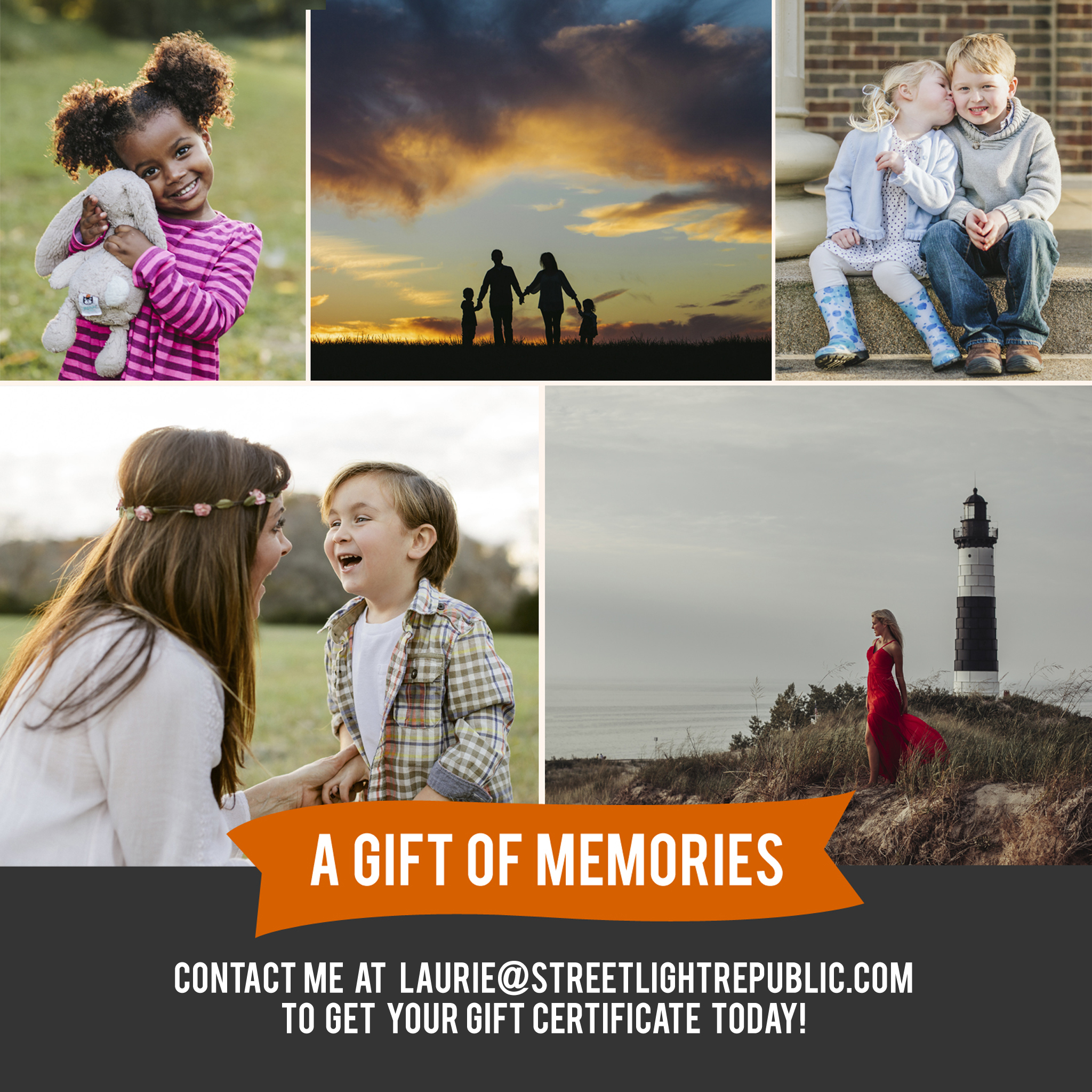 Lil Republic Family Photos Gift Certificates