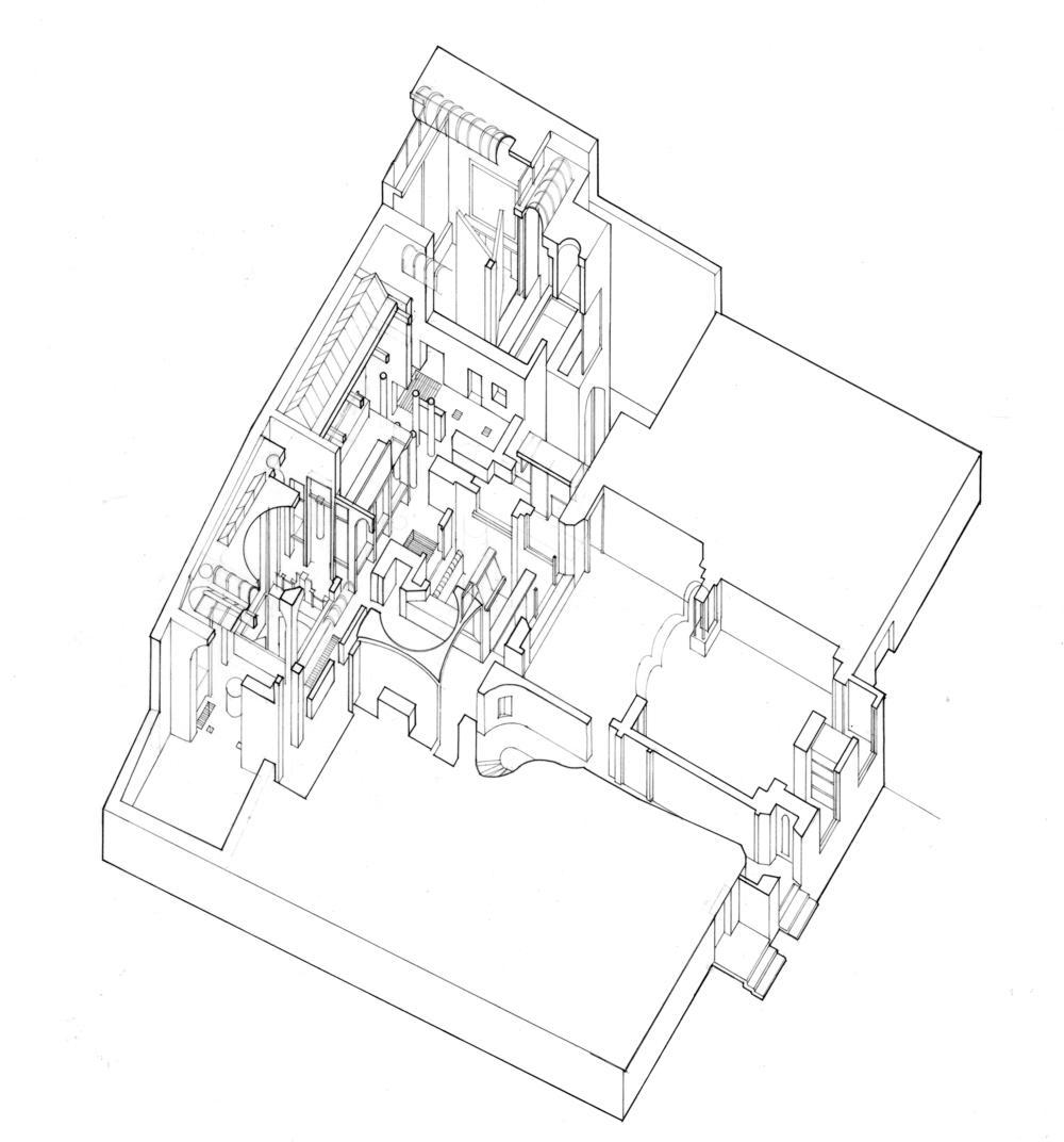 Helen McCormack_Sir John Soanes Museum_07Plan Oblique.jpg