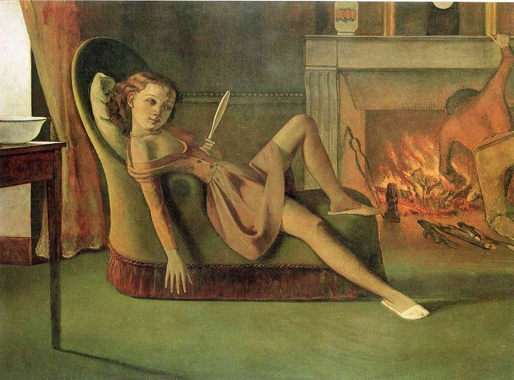 BALTHUS, The Golden Years, 1945