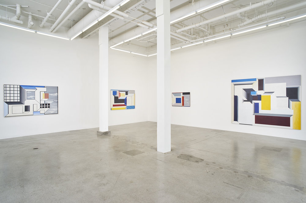 Suzanne Blank Redstone at Jessica Silverman Gallery