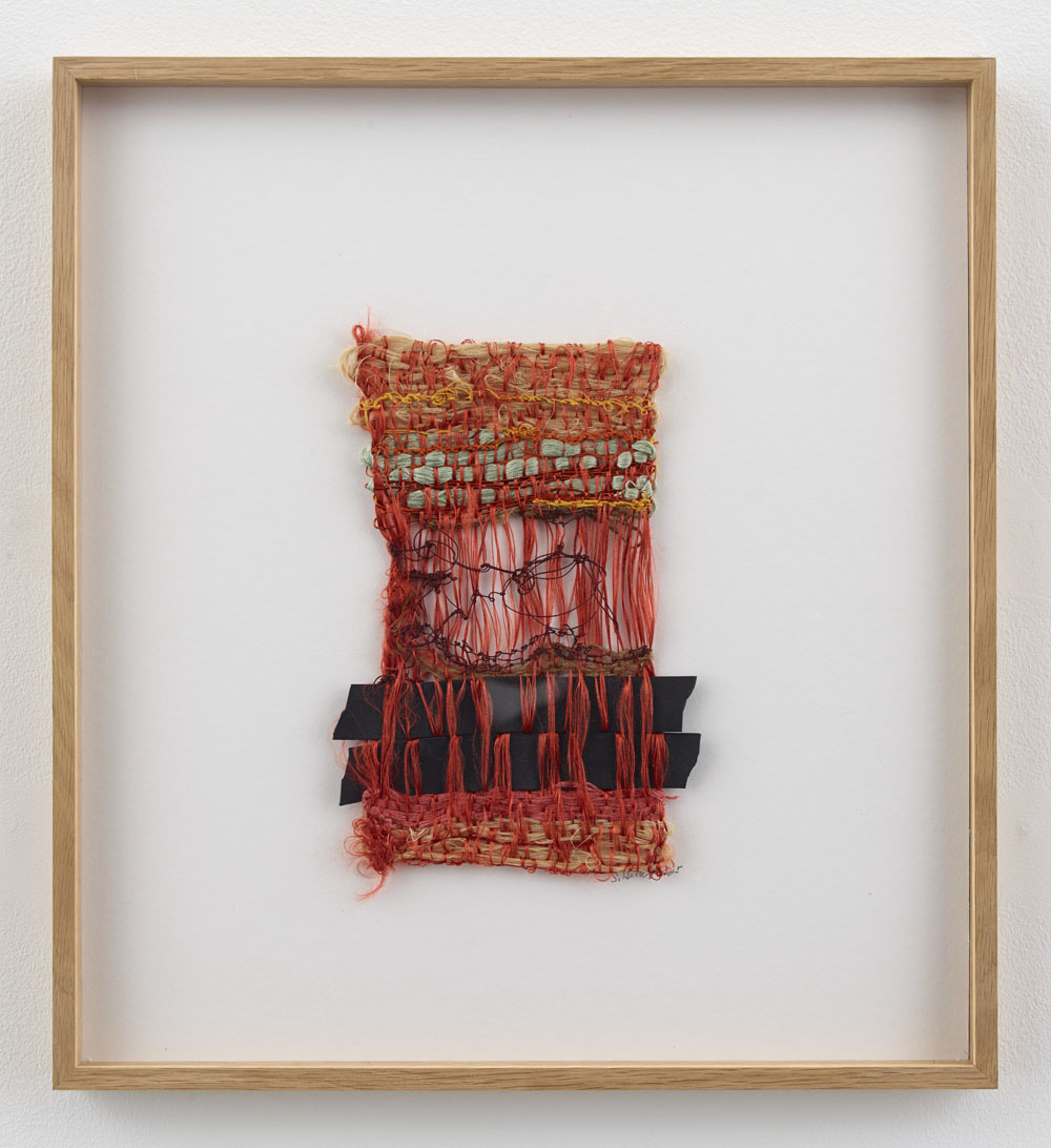 Sheila Hicks, Never Say No, 2015