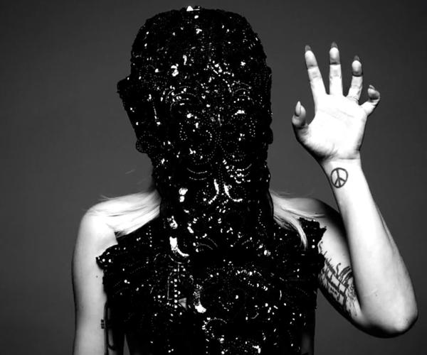 Lady Gaga/via Twitter